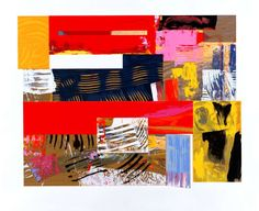 Serigraph: Lincoln Center Festival, 2001 by Sam Gilliam : Sale Artwork, Gallery Of Modern Art, Abstract Artists, Serigraph, Artist, Abstract Artwork, Lithograph, Abstract, Contemporary Art