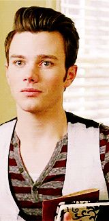 season four existed to show off how beautiful Chris Colfer is