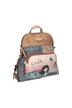 Anekke / Different. Santorini, Suitcase, Fashion, Moda, Fashion Styles, Fashion Illustrations, Briefcase, Santorini Caldera