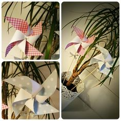 Kids windmill, craft paper, party ideas!