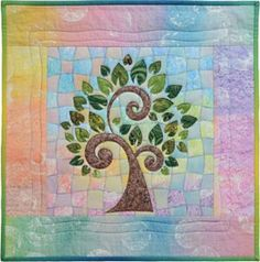 Gallery quilter tree
