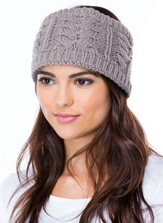 Braided Babe Knit Headband
