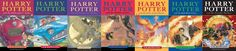 Harry Potter book covers from around the world- Imgur
