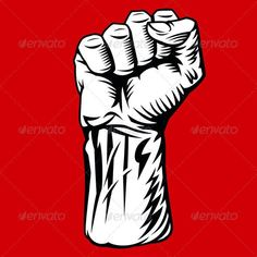 Find Struggle Hand Symbol Vector Illustration stock images in HD and millions of other royalty-free stock photos, illustrations and vectors in the Shutterstock collection. Illustrations, Illustration Art, Fist Tattoo, Hand Fist, Hand Symbols, Revolution, Propaganda Art, Clip Art, Silhouette Vector