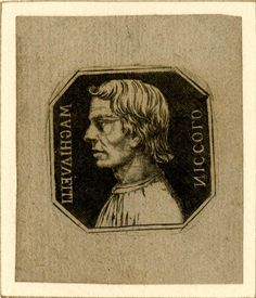 Portrait of the (in)famous Niccolo Machiavelli (from whose name we get the word 'Machiavellian'), author of 'The Prince' - a 16-century political treatise that earned him notoriety.
