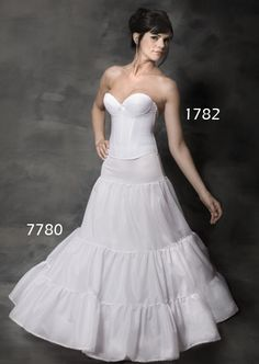 73e01e19d Empire Intimate Style 1782 - Smooth Body Drop Waist Brasellette is a  perfect fit your wedding gown or under your dress