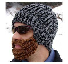 Теплые, интересные и очень необычные: вязаные шапочки с ушками - Ярмарка Мастеров - ручная работа, handmade