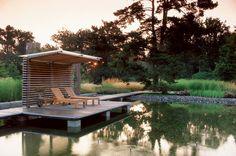 Private garden by Nordfjell Landscape Architecture