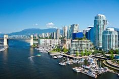 Canada Travel Vancouver Five Great Things to Do In Vancouver Canada Travels Vancouver. Vancouver is an incredibly vibrant, multicultural city experiencing tremendous growth in anticipation of the Vancouver British Columbia, Vancouver Real Estate, Vancouver Travel, Vancouver Bc Canada, Visit Vancouver, Downtown Vancouver, Best Places To Travel, Best Cities, Canada Facts For Kids
