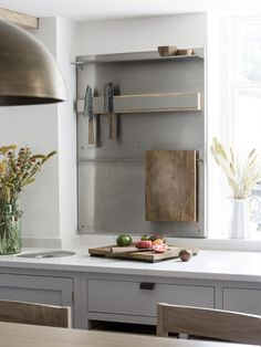 Inglis Hall - The Laine's Table And Chairs, Dining Table, Little Greene, High End Kitchens, Hanging Rail, Bespoke Kitchens, Joinery, Kitchen Design, Kitchen Cabinets