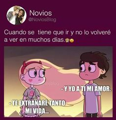 Lo mas difícil Cute Relationship Goals, Cute Relationships, Starco Comic, Couple Memes, Tumblr Love, Motivational Phrases, Star Vs The Forces Of Evil, Love Memes, Love Pictures
