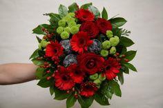 Designed by Jouni Seppànen.  Christmas bouquet.