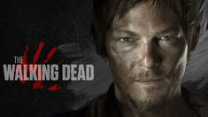 Programa De TV - The Walking Dead  - Norman Reedus - Daryl Dixon Papel de Parede