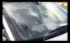 Windshield Replacement Quote Classy Broken Windshieldbenjamin Sloma  Favorite Art And Artists .