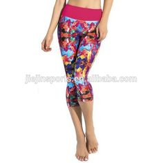 Yoga Clothes Product | Colorful yoga pants,capris for women,yoga leggings
