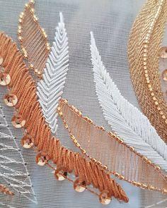 Work in progress of Michonet ecole lesage! . . . #ecolelesageparis #ecolelesage #lesage #broderiedart #embroidery #handembroidery #hautecoutureembroidery #michonet #alinaetlesage #detail #workinprogress