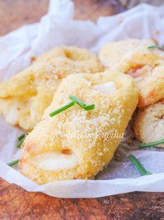 Saltimbocca di patate con prosciutto e formaggio vicky arte in cucina