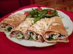 Užite si Zelený štvrtok so špenátom Spinach, Tacos, Mexican, Treats, Ethnic Recipes, Lasagna, Sweet Like Candy, Goodies, Sweets