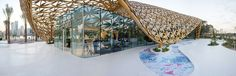 Butterfly Pavilion On Noor Island - Picture gallery
