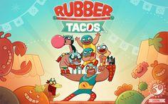 Rubber Tacos http://www.mediator.io/
