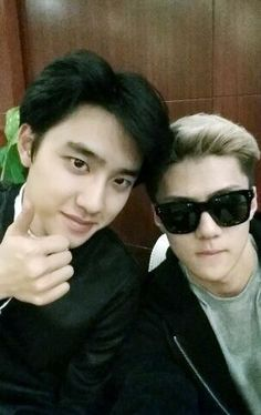 Aside of Kaisoo and Sekai, Sesoo also happen & sailing sometime...