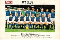 Sheffield Wednesday 1970
