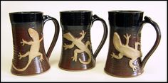 wheel thrown pottery ideas | From Miry Clay Pottery: Commissioned Work: Custom Stoneware