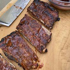 Barbecue Sauce Recipes, Grilling Recipes, Cooking Recipes, Best Ina Garten Recipes, Barbecue Ribs, Rib Recipes, Pork Dishes, Barefoot Contessa, Summer Recipes