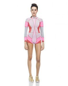 Cynthia Rowley - Colorblock Wetsuit | Surf & Swim