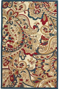 Charlemagne II Rug from Home Decorators, 5x8-$238.99