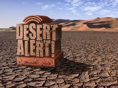 Desert Alert    Meer weten over dit project? Kijk op:  http://www.nilsson.nl/portfolio/2012/desert-alert