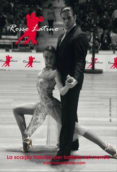 Ludovica Antonietti nella copertina di El Tanghero #RossoLatino #testimonial #tango #tangoargentino #LudovicaAntonietti #ballo
