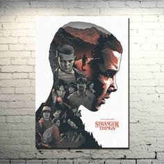 Stranger Things Wall Poster //Price: $13.99 & FREE Shipping //     #thewalkingdead #walkingdead #thewalkingdeadfamily #gameofthrones #gameofthronesfamily #supernatural #vikings #strangerthings #thebigbangtheory #theflash #sherlock #doctorwho #series #bestseries #shop #tvshow #favoriteseries