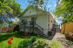 Fully Renovated 3 Bedroom Bungalow With Finished Basement. 3 Bedroom Bungalow, Mls Listings, Basement, Shed, Real Estate, Outdoor Structures, Home, Lean To Shed, Real Estates
