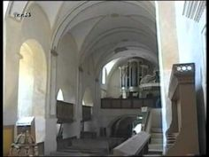 Copsa Mare - The fortified church, Sibiu, Romania