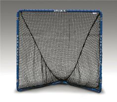 Brine Lacrosse Collegiate Backyard Goal, 1.5 Inch Frame 8 Piece 200Lpn