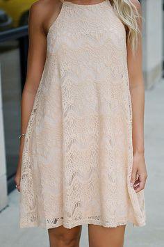 Paradise Lace Dress
