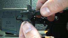 How the AR-15 Trigger Works | #SurvivalLife www.SurvivalLife.com