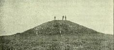 Mound Builders: Large Skeleton Described at the Roberts Mound, in Perry County, Ohio