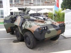 VBL Puma 6x6 AMV - Militarypedia