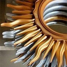 Зеркало солнце. Красивые рамы от Российского производителя. Лучший подарок для вашего дома.
