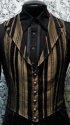 | I love these Shrine vests.