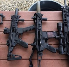 Sig sauer made the mp5's replacement. Very well done. As well as the 300 black rifle.