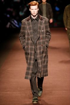 Sfilata Moda Uomo Etro Milano - Autunno Inverno 2016-17 - Vogue