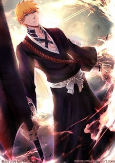 Ichigo Kurosaki - Bleach,Anime