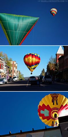 Telluride, CO Hot Air Balloon Festival 2013 | AMAZING Family Travel | FamilyFreshCooking.com