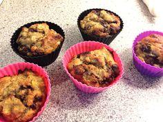 Sindssygt lækre banan chokolade muffins | Sundt – Året rundt