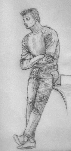 Drawing by Gredann