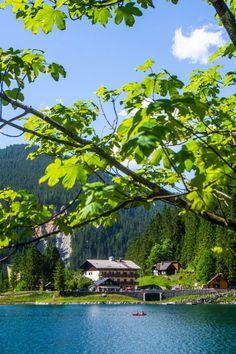 Hallstatt, Spring Lake, Salzburg, Great View, Outdoor, Rivers, Lakes, Trips, Houses
