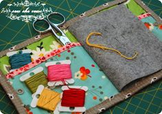tutorial sewing needle case - Bing Images
